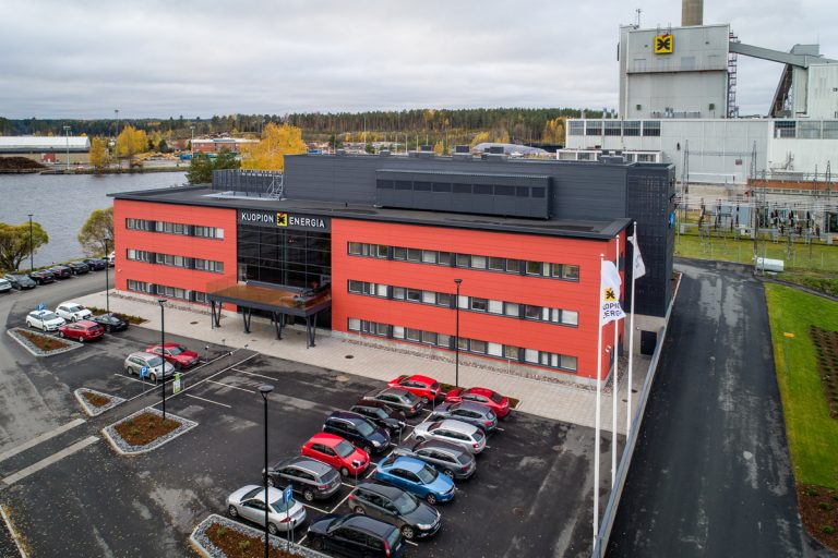 Kuopion Energia Oy valvonta Infidem
